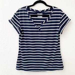 Columbia Striped T Shirt